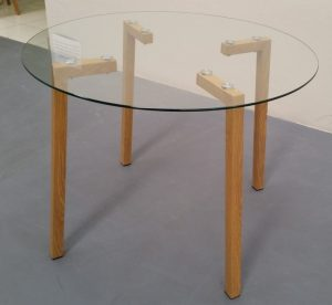 Sally Round Dining Table